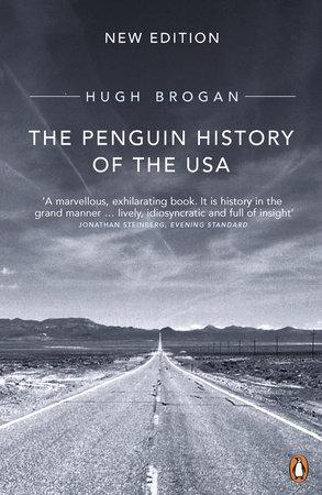 The Penguin History of the USA by Hugh Brogan
