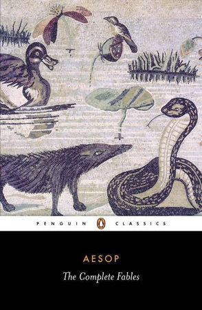The Complete Fables by Aesop