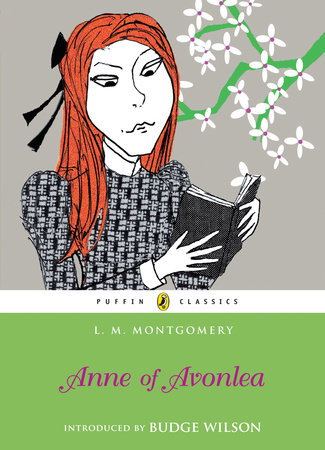 Anne of Avonlea by M. R. Montgomery