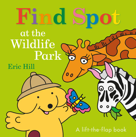 Find Spot at the Wildlife Park by Eric Hill