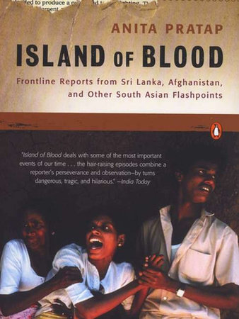 Island of Blood by Anita Pratap