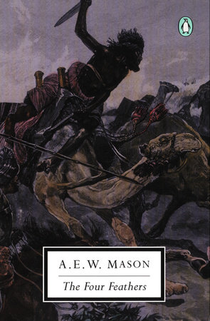 The Four Feathers by A. E. W. Mason and Gary Hoppenstand