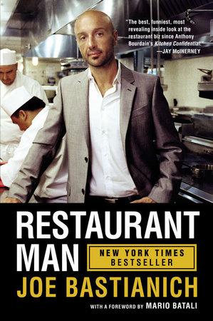 Restaurant Man by Joe Bastianich