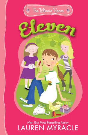 Eleven by Lauren Myracle