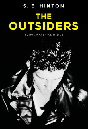 Penguin Minis: The Outsiders by S. E. Hinton