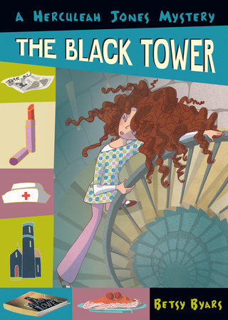 The Black Tower by Betsy Byars