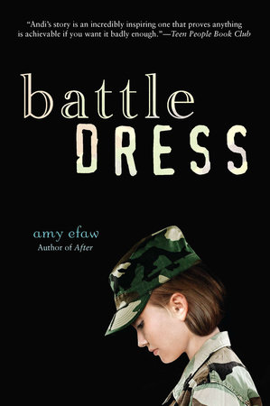 Battle Dress by Amy Efaw