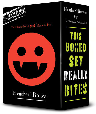 The Chronicles of Vladimir Tod Boxed Set (4 Books) by Heather Brewer