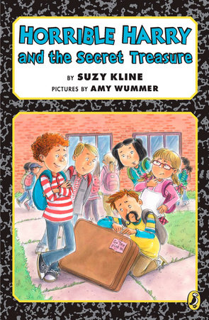 Horrible Harry and the Secret Treasure by Suzy Kline
