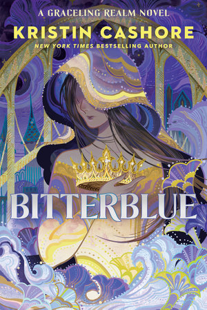 Bitterblue by Kristin Cashore; Illustrated by Ian Schoenherr