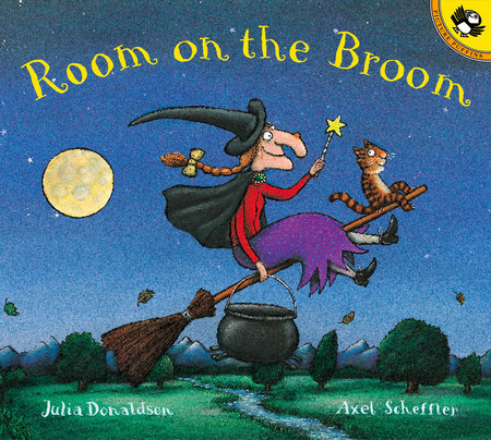Room on the Broom Book Cover Picture