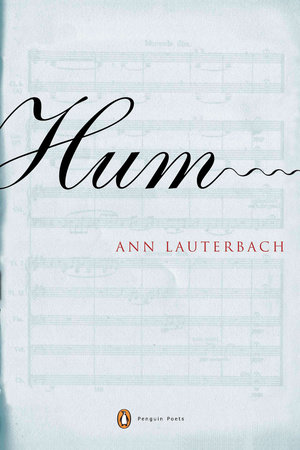 Hum by Ann Lauterbach