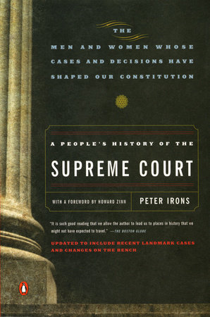 A People's History of the Supreme Court by Peter Irons