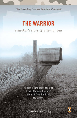The Warrior by Frances Richey