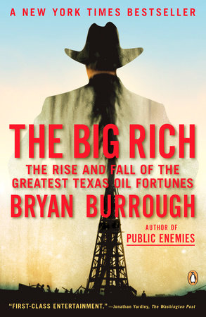 The Big Rich by Bryan Burrough