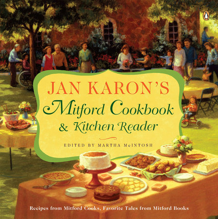 Jan Karon's Mitford Cookbook and Kitchen Reader by Jan Karon