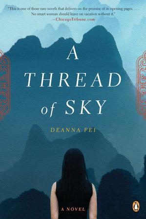 A Thread of Sky by Deanna Fei