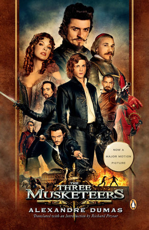 The Three Musketeers (Movie Tie-In) by Alexandre Dumas