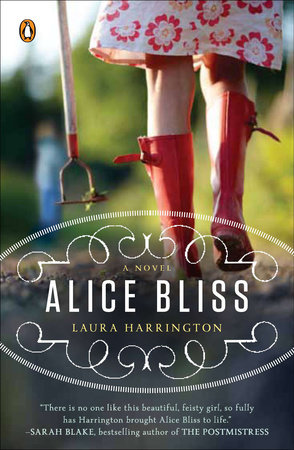 Alice Bliss by Laura Harrington