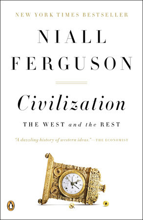 Civilization by Niall Ferguson