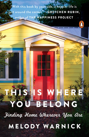 This Is Where You Belong by Melody Warnick