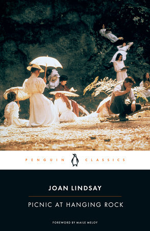Picnic at Hanging Rock Book Cover Picture