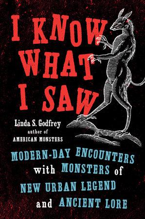 I Know What I Saw by Linda S Godfrey