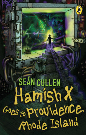Hamish X Goes to Providence Rhode Island by Sean Cullen