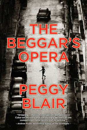 The Beggar's Opera by Peggy Blair