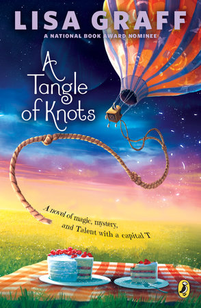 A Tangle of Knots by Lisa Graff