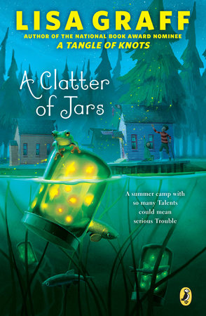 A Clatter of Jars by Lisa Graff