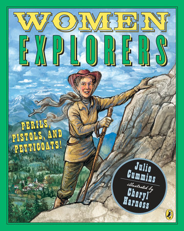 Women Explorers by Julia Cummins