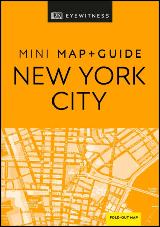 DK Eyewitness New York City Mini Map and Guide by DK Eyewitness