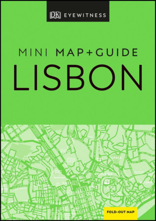 DK Eyewitness Lisbon Mini Map and Guide by DK Eyewitness