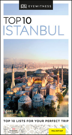 DK Eyewitness Top 10 Istanbul by DK Eyewitness