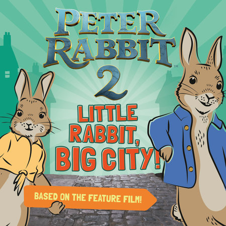 Little Rabbit, Big City! by Frederick Warne
