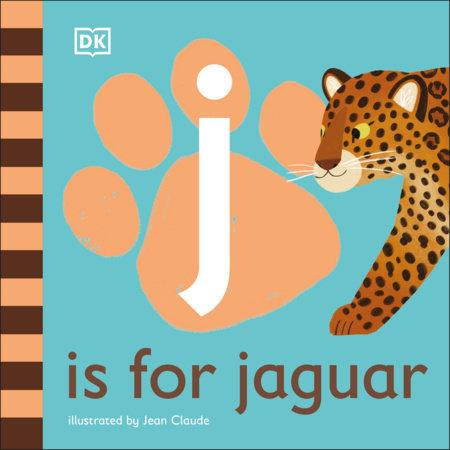 J is for Jaguar by DK
