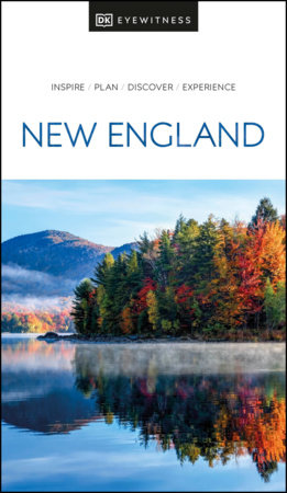 DK Eyewitness New England