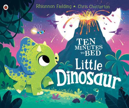 Little Dinosaur by Rhiannon Fielding