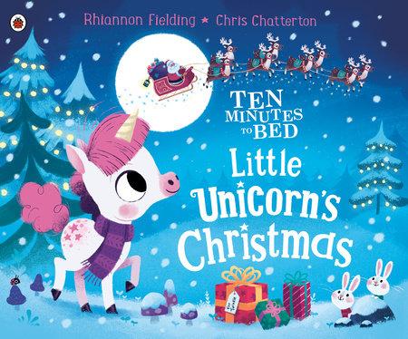 Little Unicorn's Christmas by Rhiannon Fielding