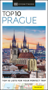 DK Eyewitness Top 10 Prague: 2022 (Travel Guide)