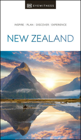 DK Eyewitness New Zealand by DK Eyewitness