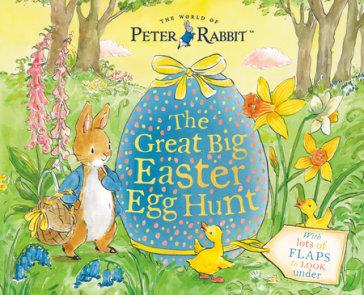 The Great Big Easter Egg Hunt