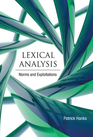 Lexical Analysis by Patrick Hanks