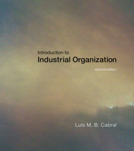 Introduction to Industrial Organization, second edition