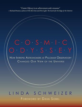 Cosmic Odyssey by Linda Schweizer