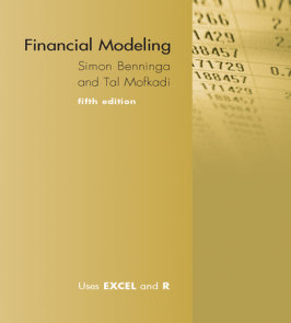 Financial Modeling, fifth edition