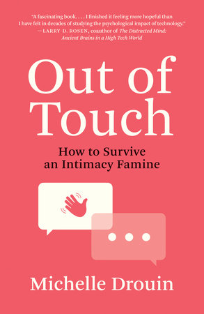 Out of Touch by Michelle Drouin