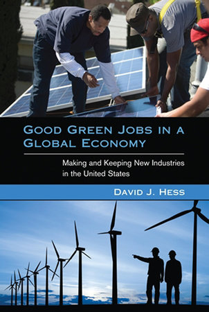 Good Green Jobs in a Global Economy by David J. Hess