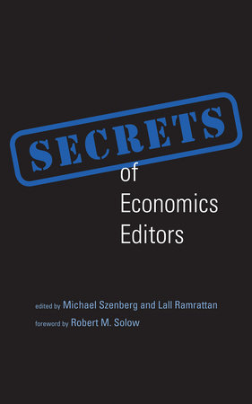 Secrets of Economics Editors by